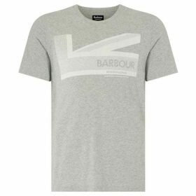 Barbour International Short Sleeved Brit Tee