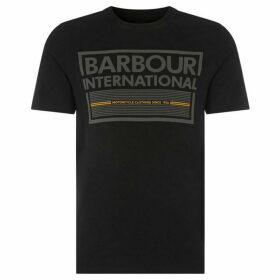 Barbour International Short Sleeved Grill Tee