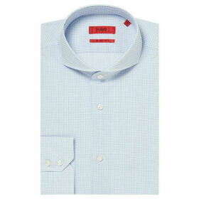 Hugo Vepic Regular Fit Geo Spot Shirt