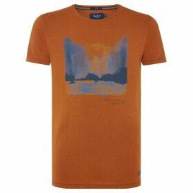 Pepe Jeans Barrington Short Sleeve T Shirt