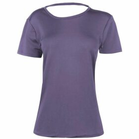 Firetrap Blackseal V Back T Shirt
