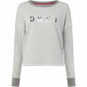 DKNY Urban Armour logo lounge top