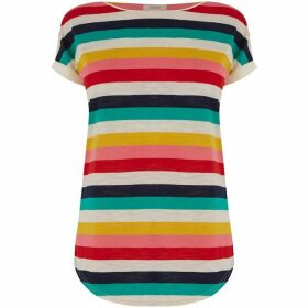 Oasis Crayon Rainbow Tee