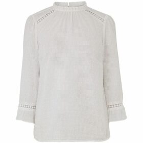Oasis Dobby Cotton Prairie Top