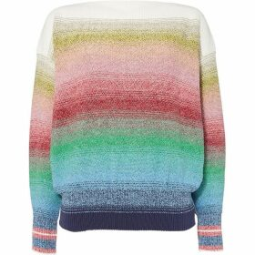 Sportmax Lyon long sleeve sweater with ribbed retail