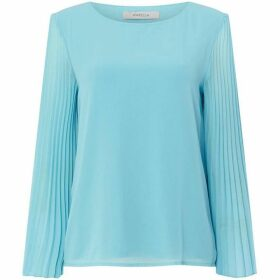 Marella Jajce flared sleeved top