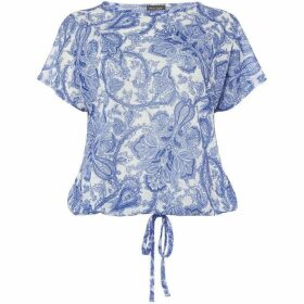 Phase Eight Asha Paisley Top