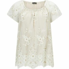James Lakeland Embroidered Lace Top