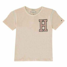 Tommy Hilfiger Faux Fur H T Shirt