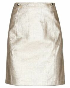 PATRIZIA PEPE SERA SKIRTS Knee length skirts Women on YOOX.COM
