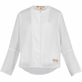 Ted Baker Calisa Cbn Embroidered Shirt