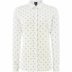 Crew Clothing Company Penhale Poplin Shirt