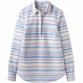 Joules Printed Pull Over Shirt