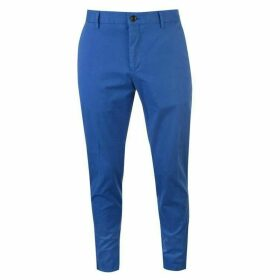 Tommy Hilfiger Tailoring Tommy Mens Cotton Stretch Twill Trousers