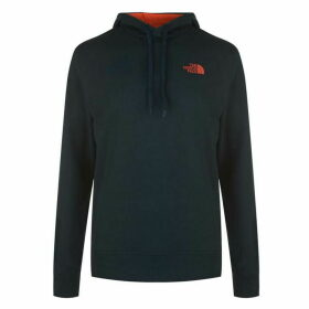 The North Face TNF Mens Seasonal Drew Peak Light Contrast Hoodie