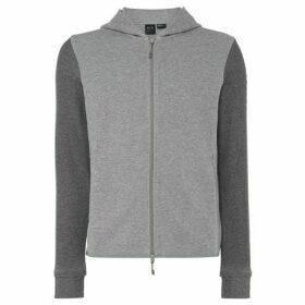 Armani Exchange Sleeve Logo Hoodie
