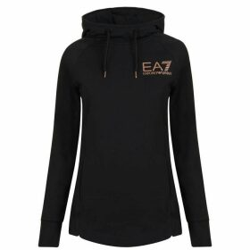 EA7 Core Hooded Sweatshirt