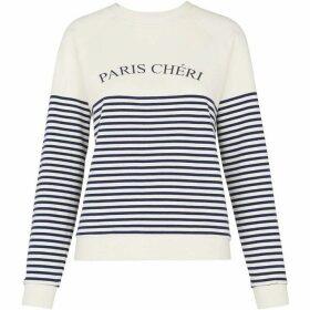 Whistles Breton Paris Cheri Sweatshirt