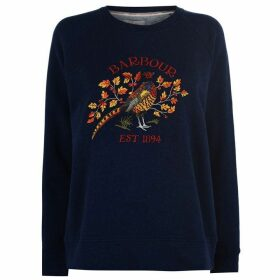 Barbour Lifestyle Embroidered Eleanor Sweatshirt