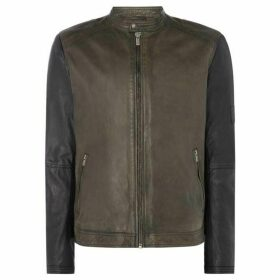 Pepe Jeans Vincent Pepe Leather Jacket