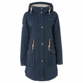 Brakeburn Borg Lined Hooded Parka Coat