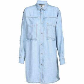 Diesel De Sup Denim Shirt Dress