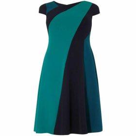 Studio 8 Michelle Colour Block Dress