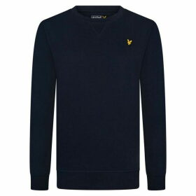Lyle and Scott Basic Crew Fleece Sweatshirt