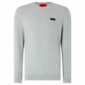 Hugo San Claudio Badge Logo Jumper