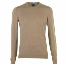 Boss Hugo Mens Botto-L Regular Merino Jumper