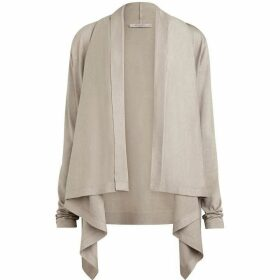 All Saints Alette Drape Cardigan