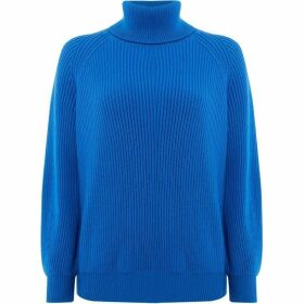 Sportmax Code Ghisa wool high neck jumper