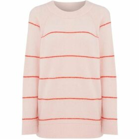 Samsoe and Samsoe Nor long thin stripe jumper