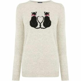 Oasis Love Kittens Jumper