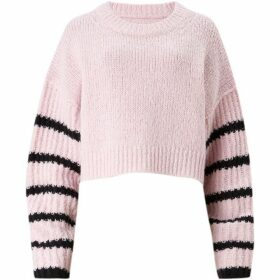All Saints Eldon Cropped Jumper