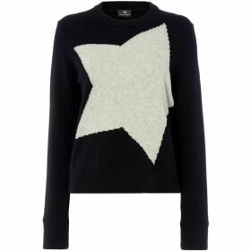 PS by Paul Smith Star motif jumper