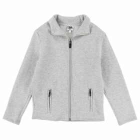 Karl Lagerfeld Boy Grey Cardigan