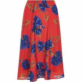 Havren Camilla Rose Print Skirt