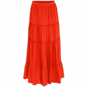 Phase Eight Catherine Maxi Tiered Skirt