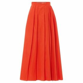 Sportmax Code Abilita long pleated skirt