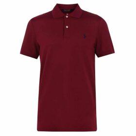 Polo Ralph Lauren Ralph Mens Short Sleeved Knitted Polo Shirt