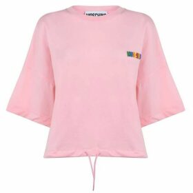 Moschino Colour Letter T Shirt