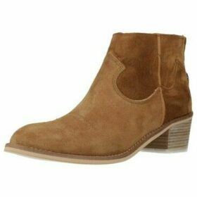 Alpe  4011 81  women's Low Ankle Boots in Brown