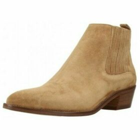 Alpe  4577 11  women's Low Ankle Boots in Brown