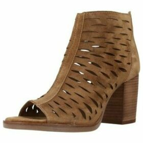 Alpe  93657  women's Low Ankle Boots in Brown