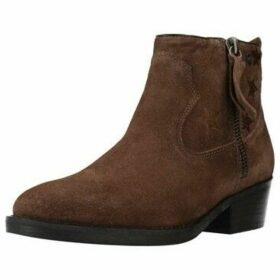 Carmela  66371C  women's Low Ankle Boots in Brown