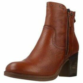 Carmela  66836C  women's Low Ankle Boots in Brown