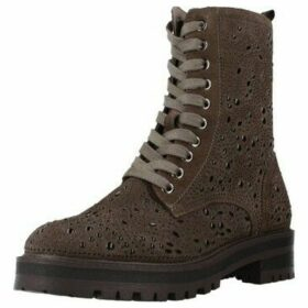 Carmela  66990C  women's Low Ankle Boots in Brown