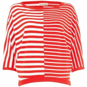 Phase Eight Sukie Broken Stripe Knit