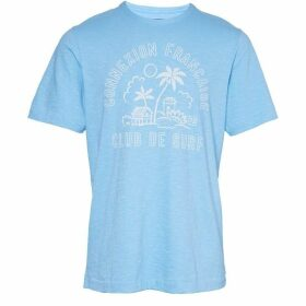 French Connection Club De Surf Surf Club Tshirt